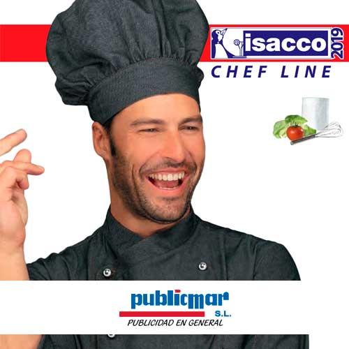 isacco chef 2019