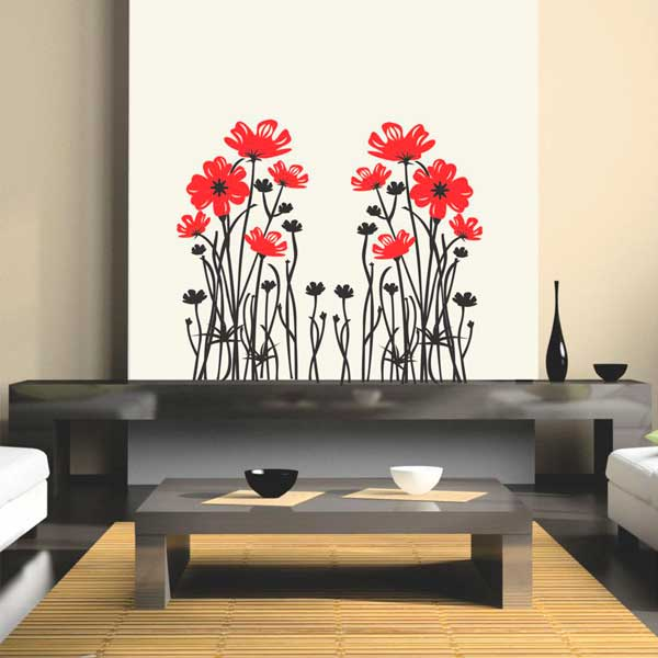vinilo-flores