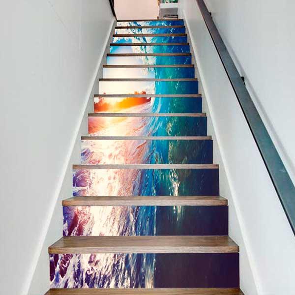 vinilo-escaleras